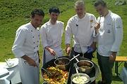 Franz Fuiko (A), Martin Herrmann (D), Gerrit Greveling (B), Ivo Adam (CH)