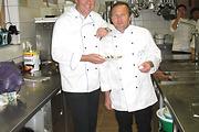 der Club unter guter Führung - Martin Sieberer und Hermann Huber