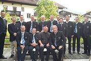 Zu Besuch bei Michael Fell in den Egerner Höfen/Tegernsee